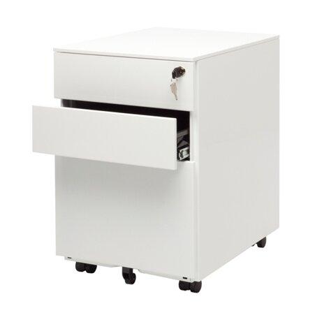 Office 3 Drawer Mobile File Cabinet & Reviews   AllModern