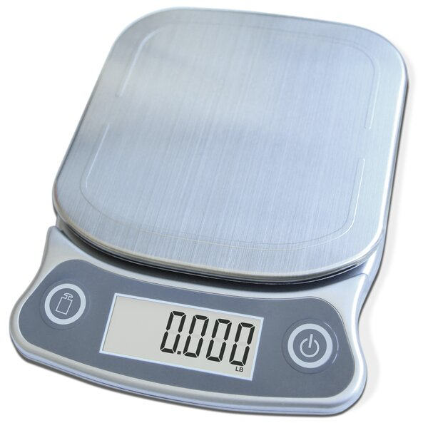 Precision Elite Digital Kitchen Scale by EatSmart