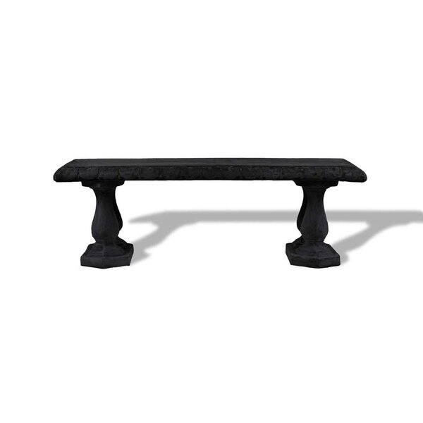 ResinStone Garden Bench by Amedeo Design