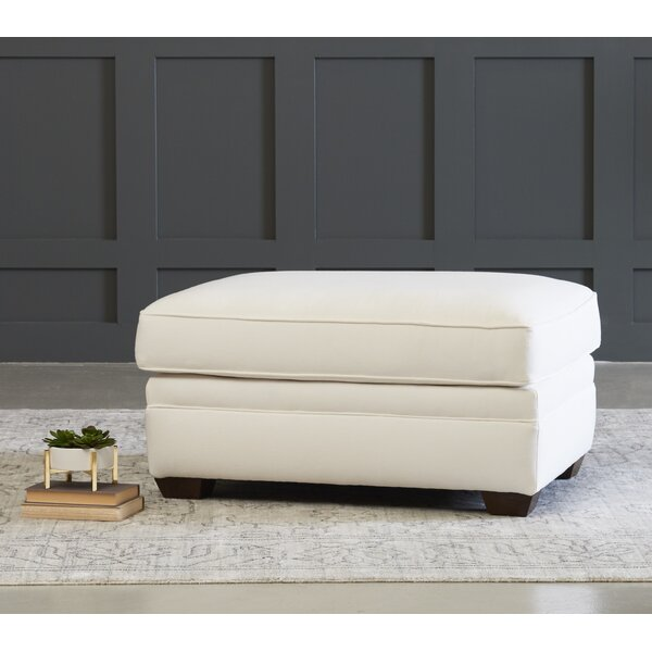 Mehdi Ottoman by Birch Lane™ Heritage