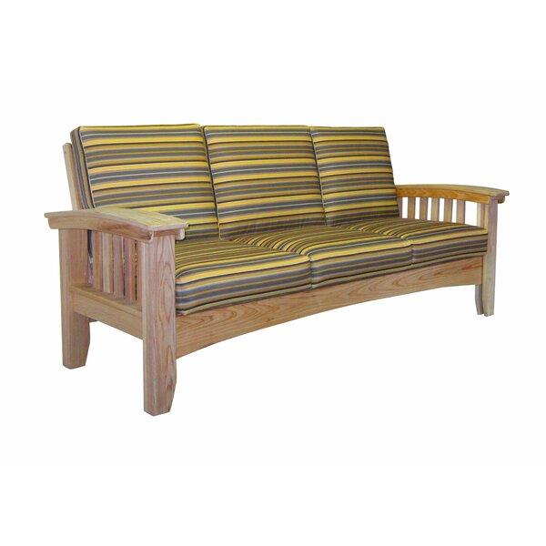 Calla Deep Seating Sofa with Cushion by Rosalind Wheeler Rosalind Wheeler