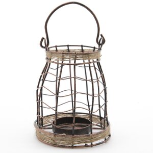 Seaside Treasures Metal Lantern