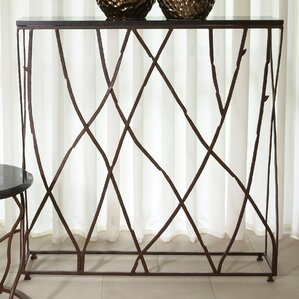 Branch Console Table by Gl..