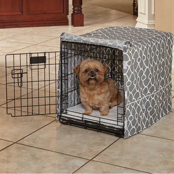 Labrador Quiet Time Crate Cover By Tucker Murphy Pet.