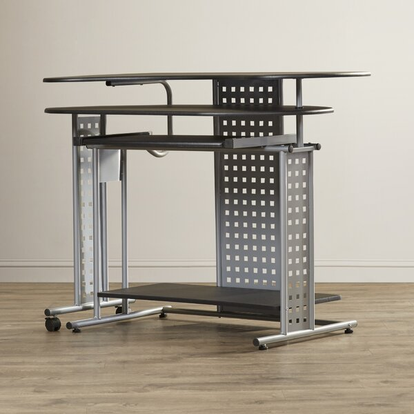Gateshead Expandable L-Shape Desk by Latitude Run