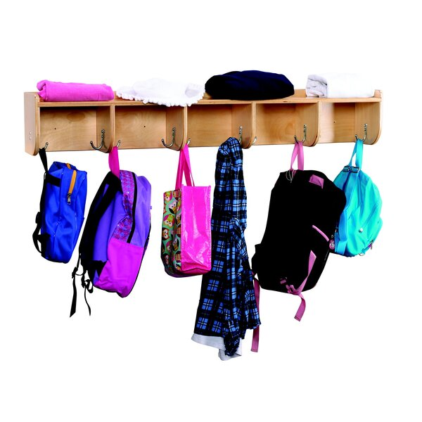 5 Compartment Shelving Unit by Childcraft