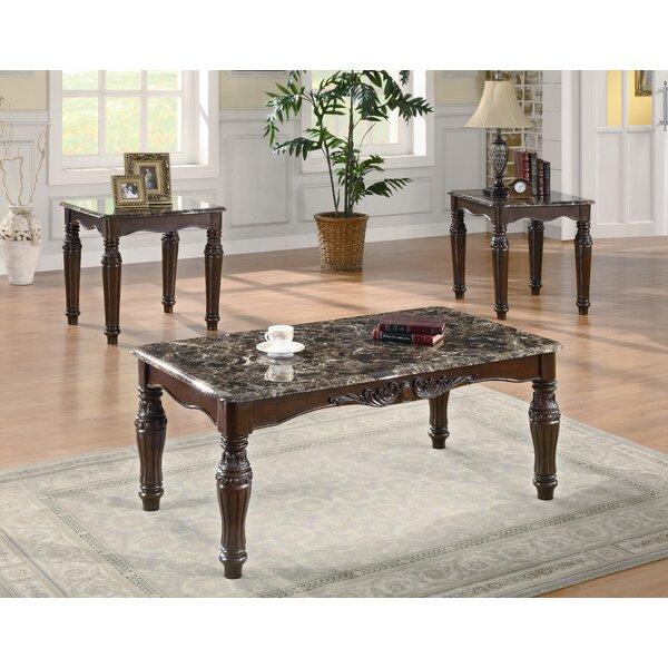 Jugo 3 Piece Coffee Table Set by Wildon Home ®