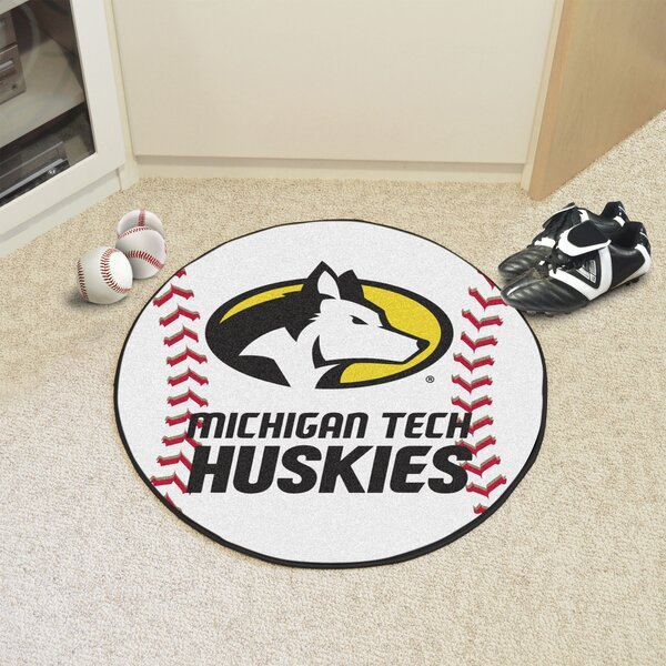Michigan Tech University Doormat by FANMATS