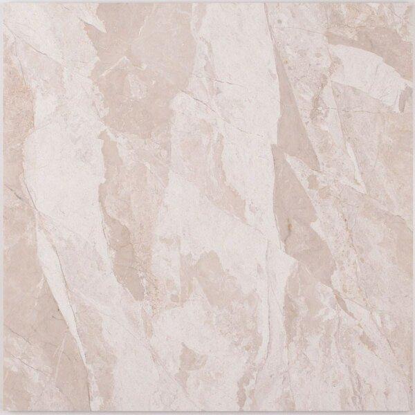 6 x 12 Marble Field Tile in Karya Royal by Ephesus Stones