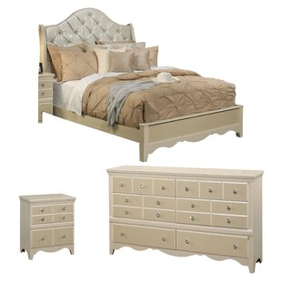 Marilyn Panel Configurable Bedroom Set