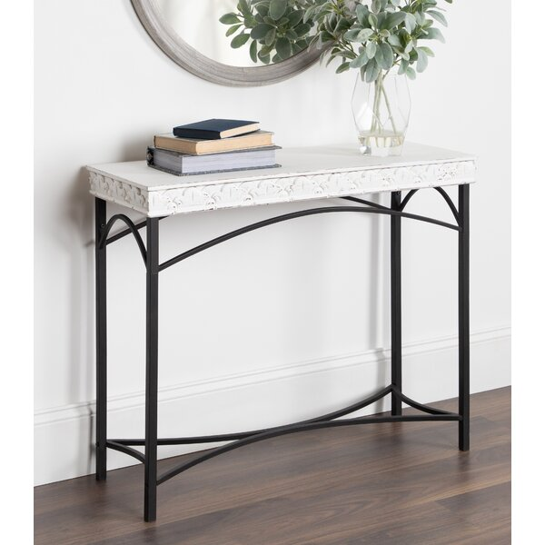 Mcchristian Country Cottage Wood Console Table By Charlton Home