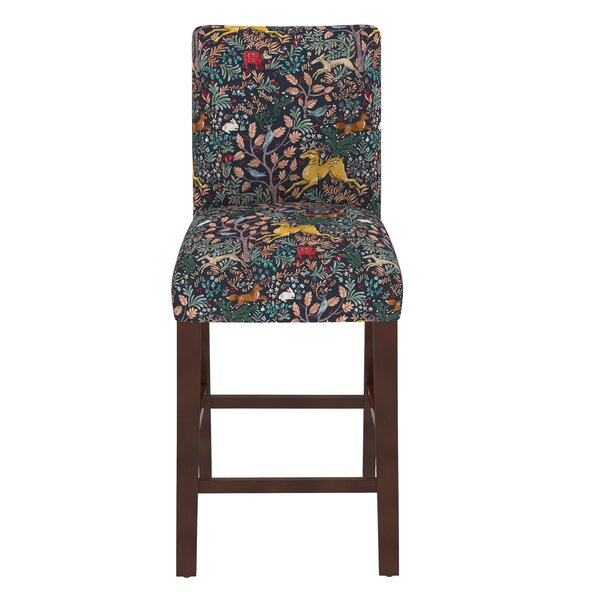 Blaisdell 31 Bar Stool by Bungalow Rose