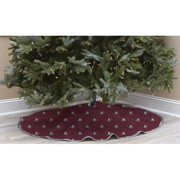 NCAA Christmas Tree Skirt by Pegasus Sports