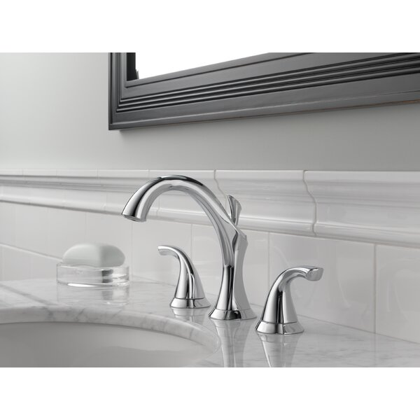 Addison™ Widespread Bathroom Faucet and Diamond Seal™ Technology by Delta
