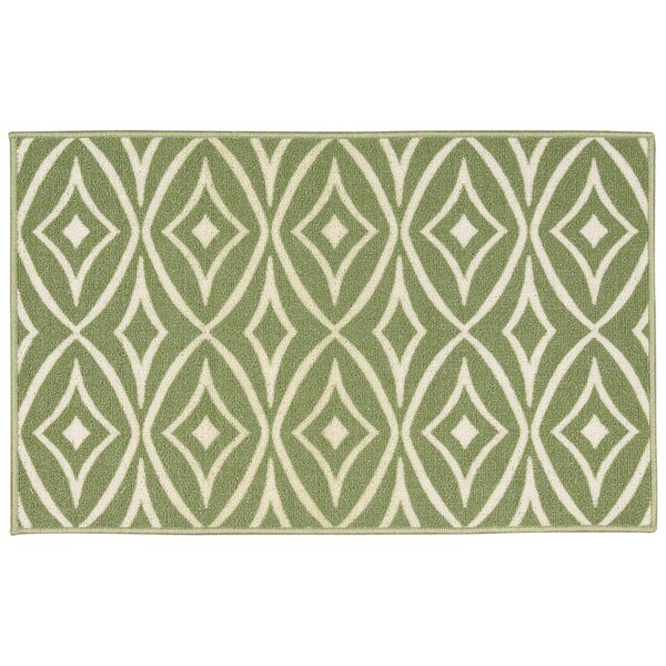 Fancy Free & Easy Centro Green Area Rug by Waverly