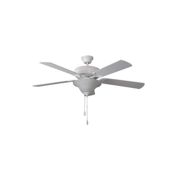 52 Godbey 3-Light 5-Blade Ceiling Fan by Winston Porter