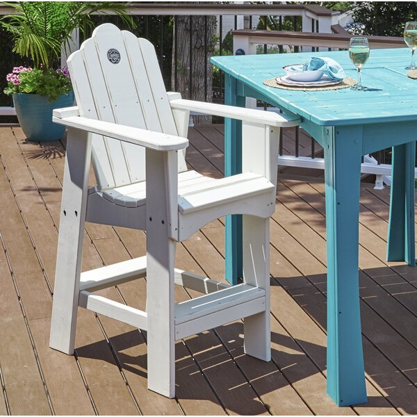 Companion Balcony Patio Bar Stool by Uwharrie Chair