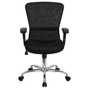 Weinstein Ergonomic Mesh Task Chair (Set of 2)