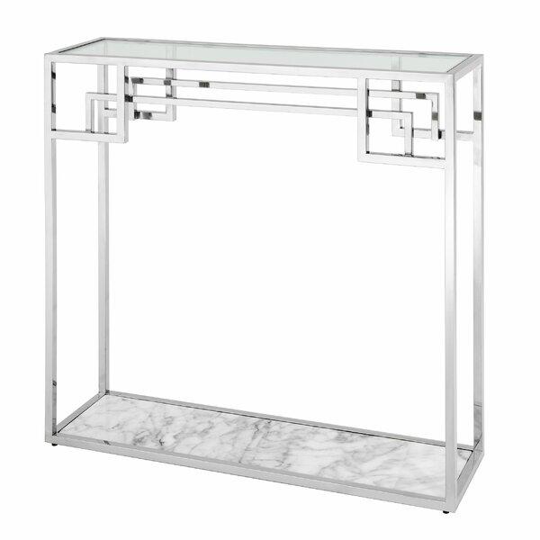Eichholtz Glass Console Tables