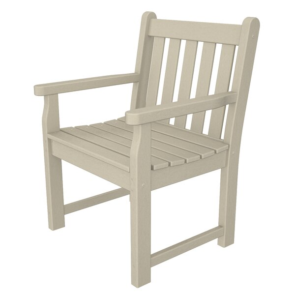 Traditional Garden Arm Chair by POLYWOOD®