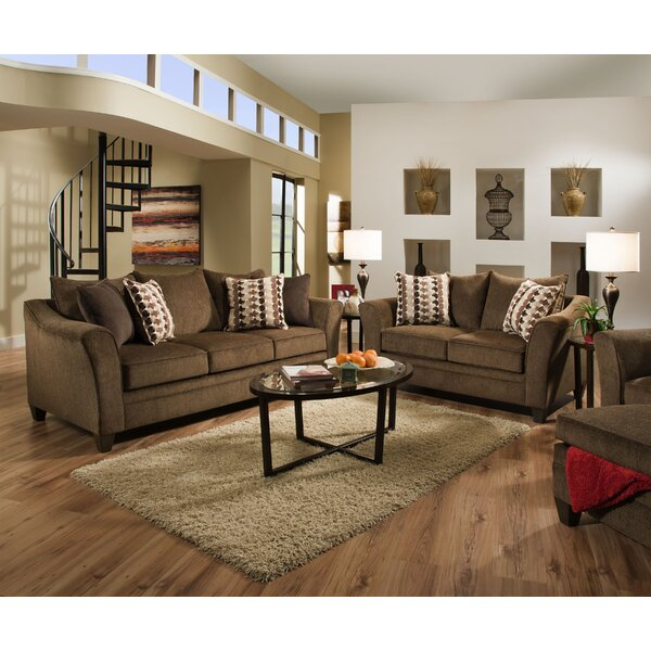 Degory Sleeper Configurable Living Room Set by Alcott Hill