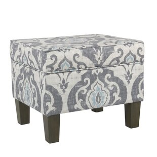 Reviews Coalwood Storage Ottoman By Bungalow Rose