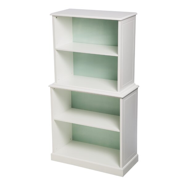 Marlow Standard Bookcase by Beachcrest Home