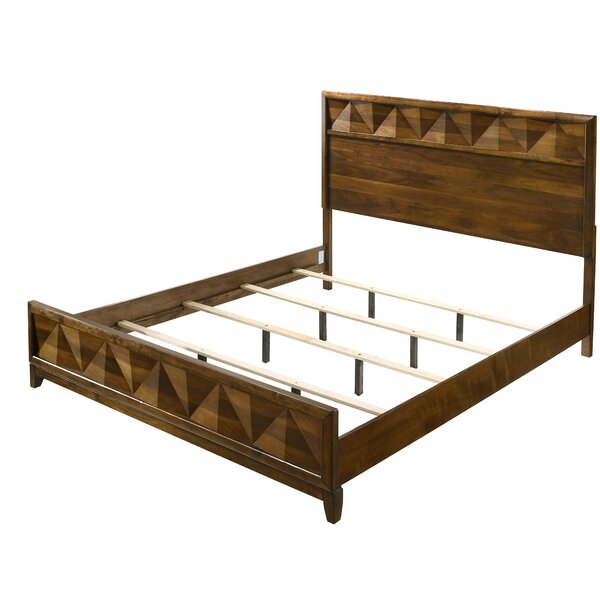 Haider Standard Bed by Brayden Studio
