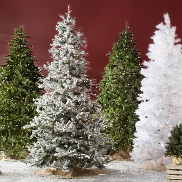 Artificial Christmas Trees You Ll Love Wayfair Ca