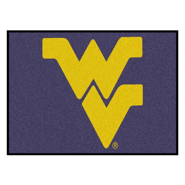 Collegiate NCAA West Virginia University Doormat by FANMATS