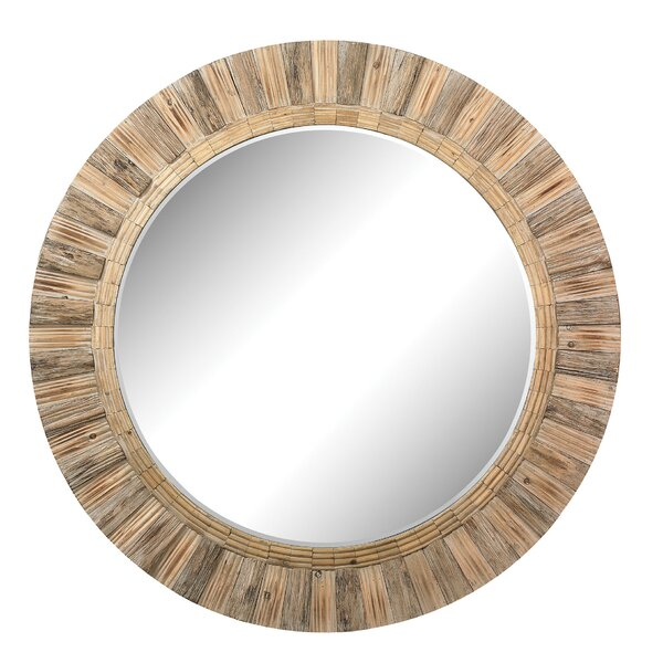 Bridgeton Accent Mirror by Rosecliff Heights