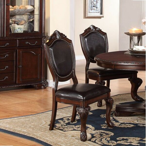 Looking for Vo Traditional Upholstered Dining Chair (Set Of 2) By Astoria Grand New