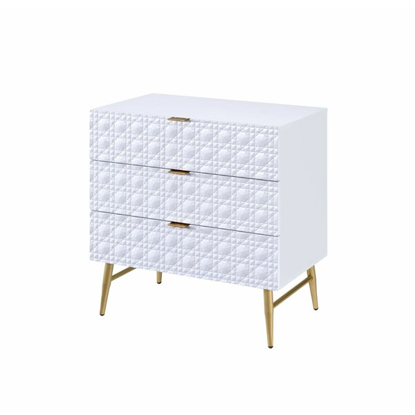 Geir 3 Drawer Accent Chest
