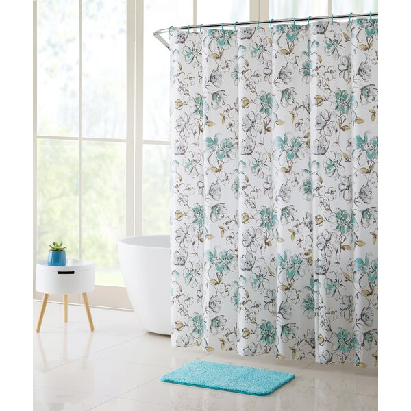 Kenworthy Shower Curtain Set by Winston Porter