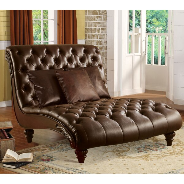 Wentz Chaise Lounge By Astoria Grand