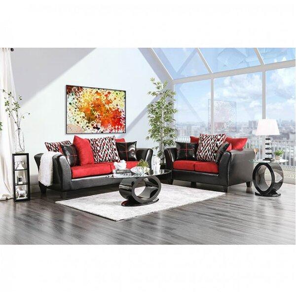Gillis Configurable Living Room Set by Orren Ellis