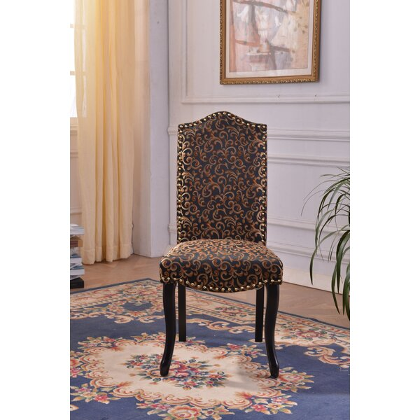 Classic Parsons Chair (Set of 2) by Corzano Designs