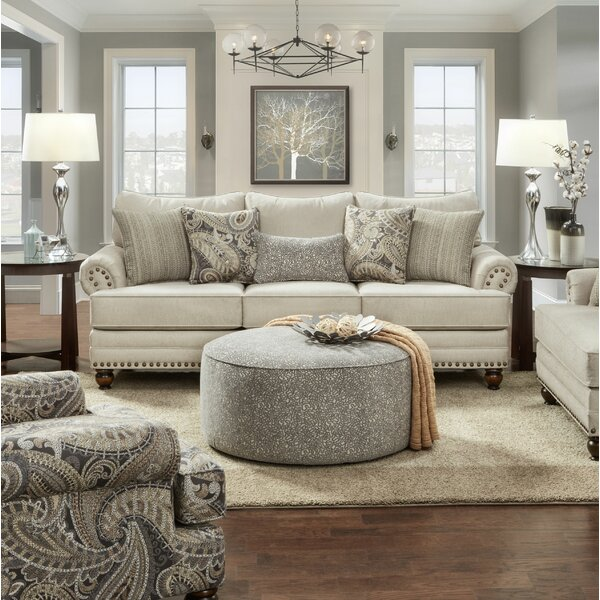 Leachville Loveseat by Darby Home Co