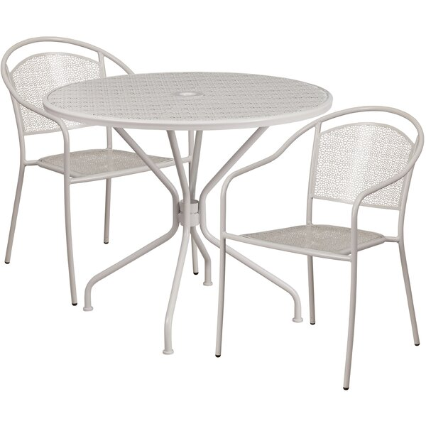 Gwyn 3 Piece Bistro Set by Zipcode Design