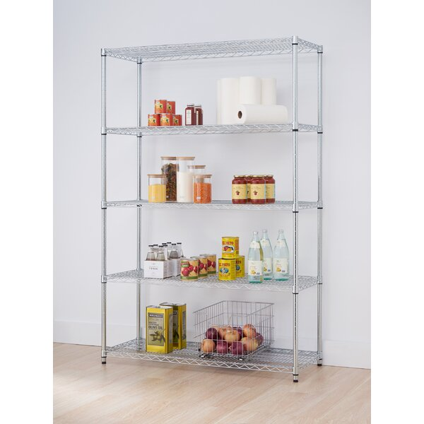 EcoStorage 72 H x 48 W Shelf Shelving Unit by Trinity
