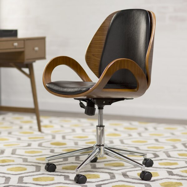 St. Petersburg Desk Chair by Langley Street