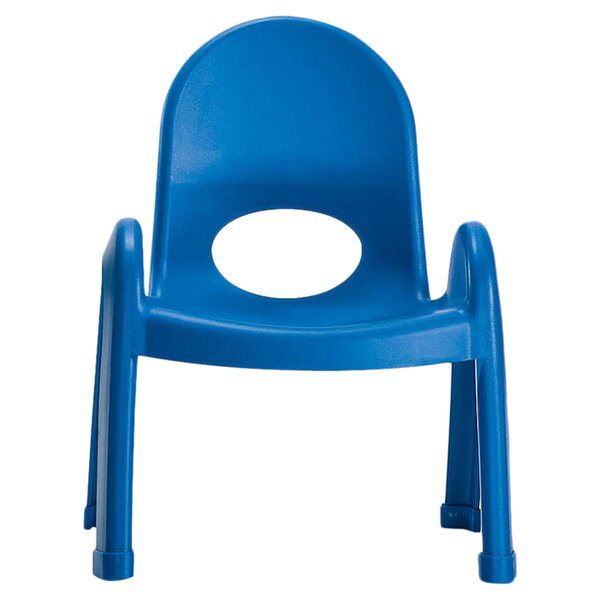 Value Stack Plastic Classroom Chair by Angeles