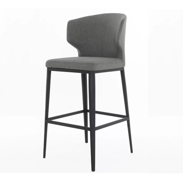 Vieira Modern Bar Stool by Brayden Studio