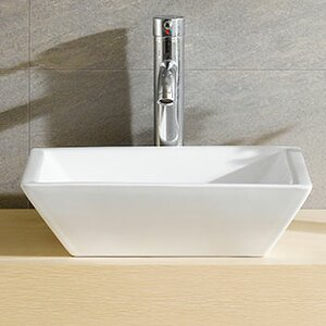 bathroom vessel sinks. Save to Idea Board  Fine Fixtures Modern Ceramic Square Vessel Bathroom Sink Sinks You ll Love