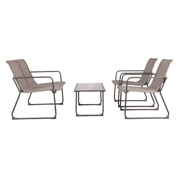 Pinellas 4 Piece Sofa Set by PatioSense