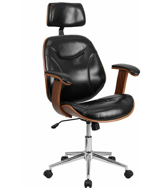 Cutler High-Back Ergonomic Executive Chair by Corrigan Studio