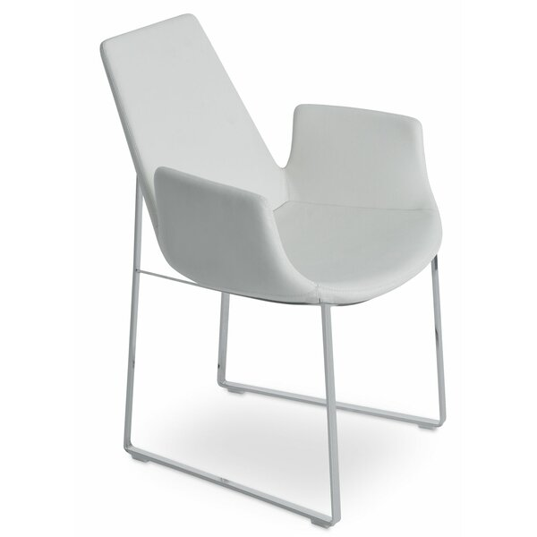Eiffel Sled Side Chair by sohoConcept