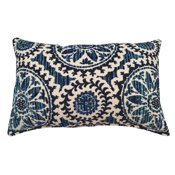 Genebern Lumbar Pillow by World Menagerie