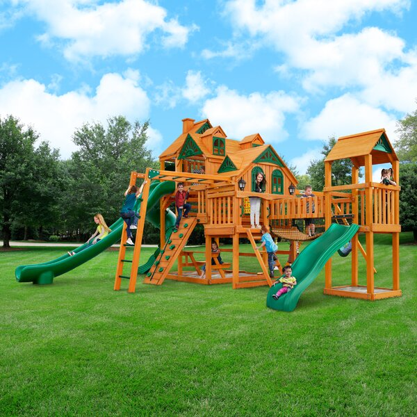 Empire Extreme Swing Set by Gorilla Playsets