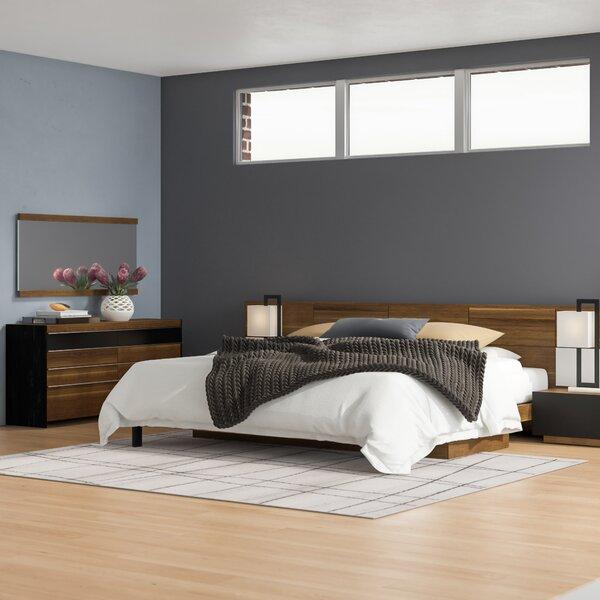 Cooke King Platform 5 Piece Bedroom Set by Brayden Studio